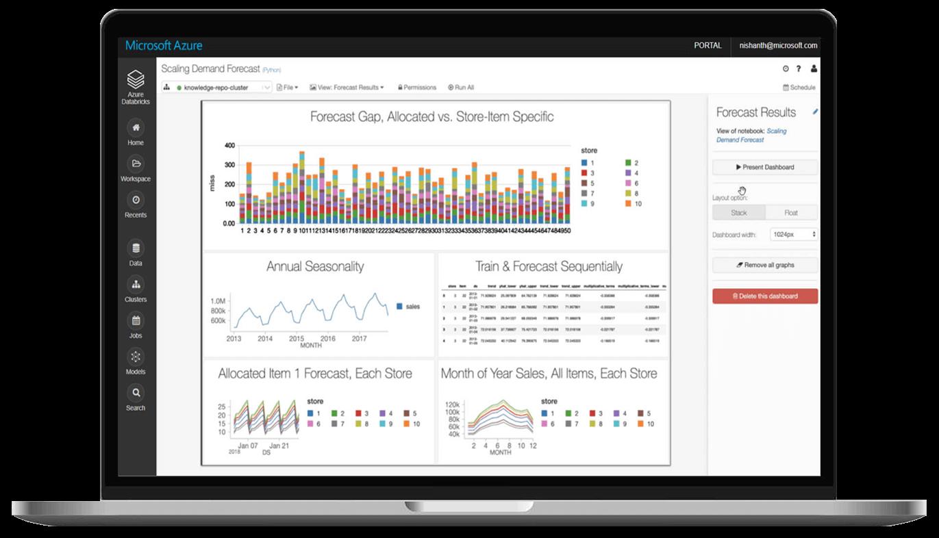 Integración de Databricks con Azure